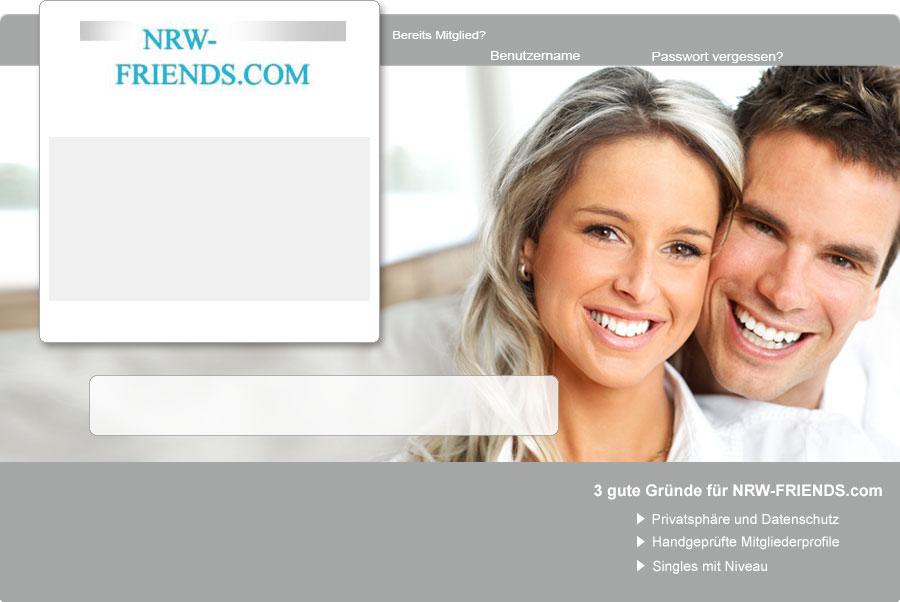 Finden Sie kostenlos Singles in NRW!